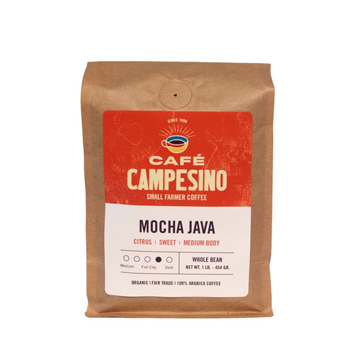 Mocha Java Blend Viennese Roast Coffee