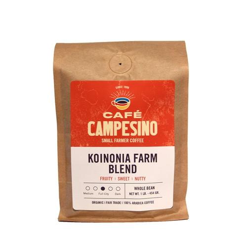 Koinonia Farm Full City Roast Coffee