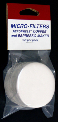 Aerobie AEROPRESS Coffee Filters