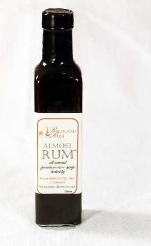 "Richland Rum ""Almost Rum"" - Premium Cane Syrup - 250 ml"