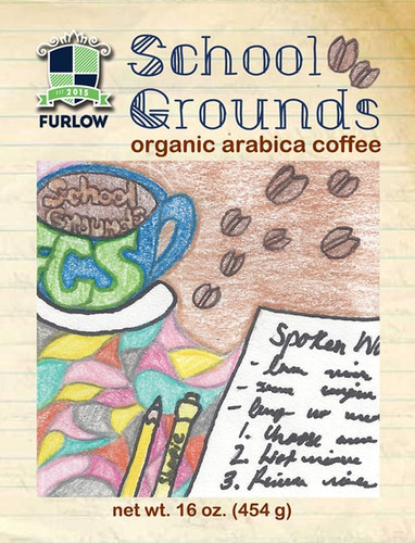 School Grounds Blend Viennese Roast Coffee