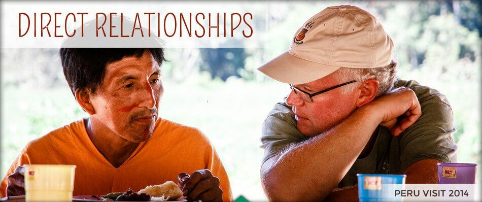 Direct Relationships with Coffee Farmers is Very Important.
