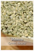 Mexico Fair Trade Organic Green Coffee Beans