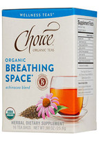Choice Breathing Space Tea (caffeine free)