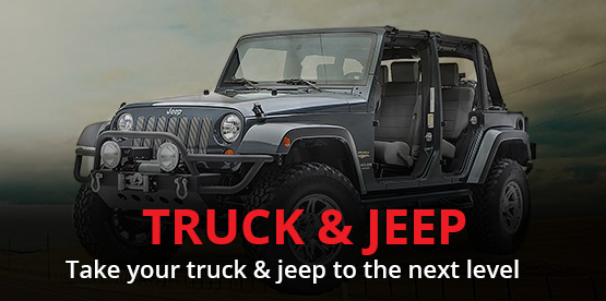 Truck & Jeep Accessories