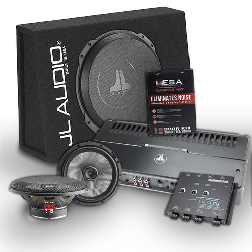Max Your Tax Car Audio Package