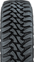 35 in. Open Country M/T Off-Road Maximum Traction Tire for 18 in. Wheel - 360820