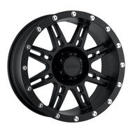 20 in. Pro Comp Series 7031 Wheel Flat Black Finish - 7031-2936
