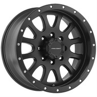20 in. Pro Comp Series 5044 Syndrome Wheel Satin Black Finish - 5044-2936