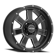 20 in. Pro Comp Series 39 Xtreme Alloy Wheel Satin Black Finish with Stainless Steel Bolts - 5139-2936