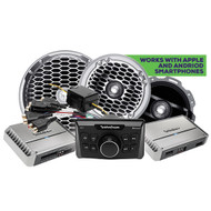 Rockford Fosgate Punch Marine Package