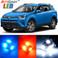 Premium Interior LED Lights Package Upgrade for Toyota RAV4 (2006-2017)