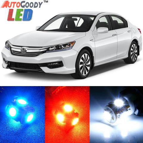 Premium Interior LED Lights Package Upgrade for Honda Accord (2013-2017)