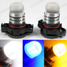 H16 3W High Power LED Bulbs for Daytime Running / Fog Lights