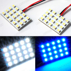 LED Panels for Interior Dome Map Door Light 20-SMD
