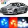 Premium Interior LED Lights Package Upgrade for Subaru Legacy (2010-2017)