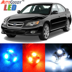 Premium Interior LED Lights Package Upgrade for Subaru Legacy (2000-2009)