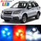 Premium Interior LED Lights Package Upgrade for Subaru Forester (1998-2017)