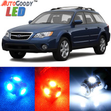 Premium Interior LED Lights Package Upgrade for Subaru Outback (2000-2009)