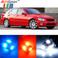 Premium Interior LED Lights Package Upgrade for Lexus IS300 (2001-2005)