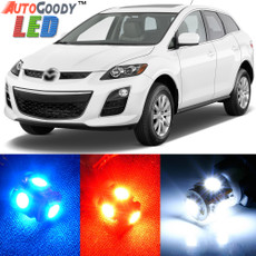Premium Interior LED Lights Package Upgrade for Mazda CX7 (2007-2012)