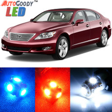 Premium Interior LED Lights Package Upgrade for Lexus LS460 (2007-2013)