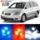 Premium Interior LED Lights Package Upgrade for Honda Odyssey (2005-2010)