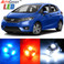 Premium Interior LED Lights Package Upgrade for Honda FIT (2009-2017)