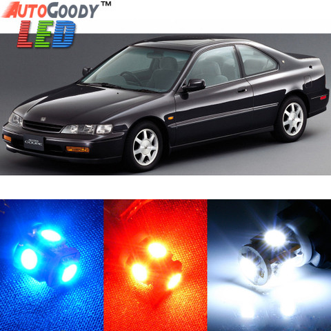 Premium Interior LED Lights Package Upgrade for Honda Accord (1994-1997)