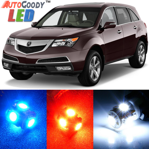Premium Interior LED Lights Package Upgrade for Acura MDX (2007-2013)