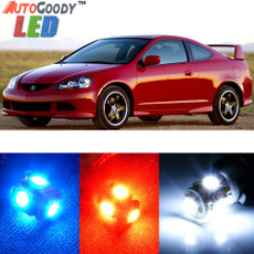 Premium Interior LED Lights Package Upgrade for Acura RSX (2002-2006)