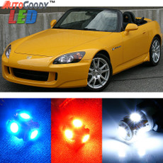 Premium Interior LED Lights Package Upgrade for Honda S2000 (2000-2009)