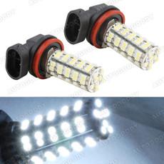 H11 LED Bulbs 68-SMD for Fog Lights DRL