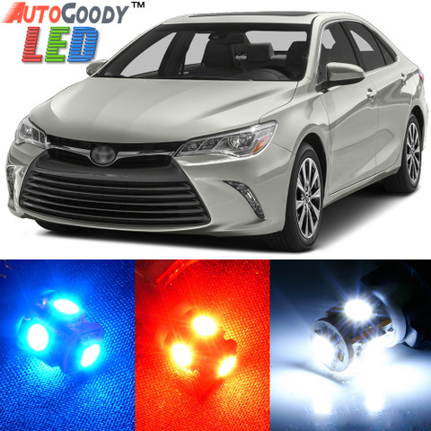 Premium Interior LED Lights Package Upgrade for Toyota Camry (2007-2017)
