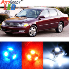 Premium Interior LED Lights Package Upgrade for Toyota Avalon (2003-2004)