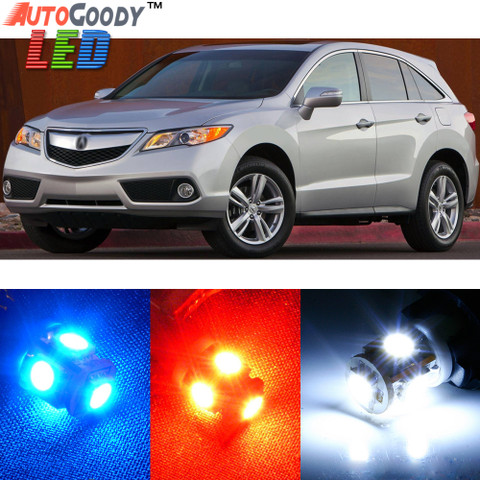 Premium Interior LED Lights Package Upgrade for Acura RDX (2013-2016)