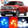 Premium Interior LED Lights Package Upgrade for Ford F150 F250 F350 F450 (1997-2014)