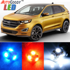 Premium Interior LED Lights Package Upgrade for Ford Edge (2007-2014)