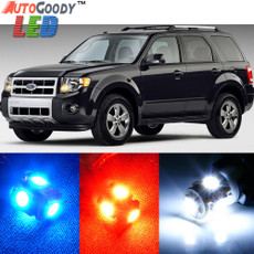 Premium Interior LED Lights Package Upgrade for Ford Escape (2001-2012)