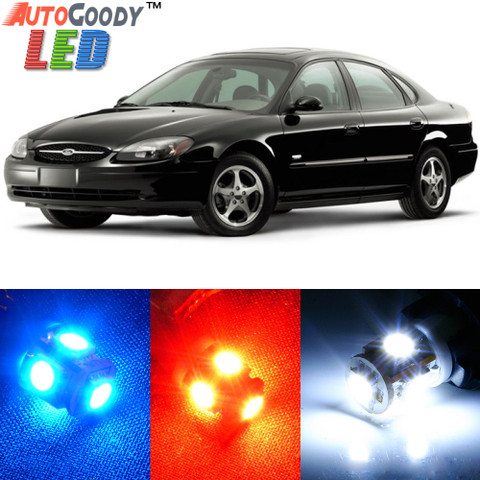 Premium Interior LED Lights Package Upgrade for Ford Taurus (1999-2007)