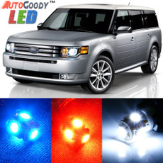 Premium Interior LED Lights Package Upgrade for Ford Flex (2009-2017)