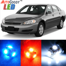Premium Interior LED Lights Package Upgrade for Chevrolet Impala (2006-2013)