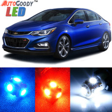 Premium Interior LED Lights Package Upgrade for Chevrolet Cruze (2010-2017)