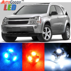 Premium Interior LED Lights Package Upgrade for Chevrolet Equinox (2005-2009)
