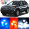 Premium Interior LED Lights Package Upgrade for Jeep Cherokee (2014-2017)