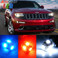 Premium Interior LED Lights Package Upgrade for Jeep Grand Cherokee (2011-2017)