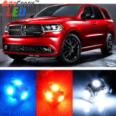 Premium Interior LED Lights Package Upgrade for Dodge Durango (2011-2017)