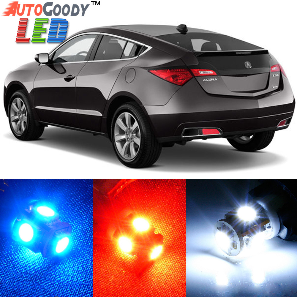 Premium Interior LED Lights Package Upgrade For Acura ZDX