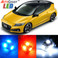 Premium Interior LED Lights Package Upgrade for Honda CRZ (2013-2016)