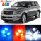Premium Interior LED Lights Package Upgrade for Infiniti QX56 QX80 (2011-2017)